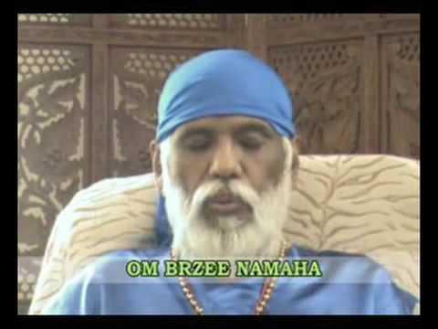 Om Brzee Namaha - CHANT - Siva Baba
