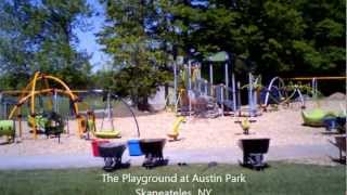 The Playground at Austin Park - Community Build - Time Lapse Video