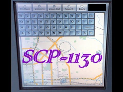 """SCP-1130 """"Transdimensional GPS"""" - (Dr. Cool/ Class Safe)"""