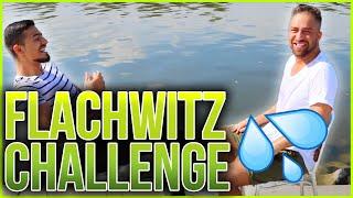Flachwitz Challenge! Ist das meine echte Lache? | Shayan Garcia