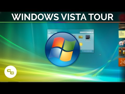 A Tour Of Windows Vista (So Long, Old Friend) - Software Showcase