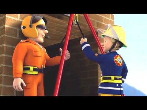 Fireman Sam 🔥Adventures On The Top !   45 Minutes of Adventure    Cartoons for Children  🚒