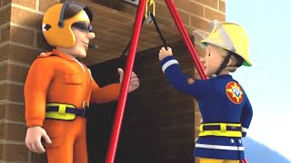 Fireman Sam 🔥Adventures On The Top ! | 45 Minutes of Adventure |  Cartoons for Children  🚒