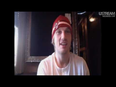 Live Chat with Nick Carter (February 12th, 2012)