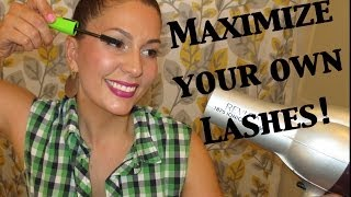 How To: Maximize Your Natural Lashes Thumbnail