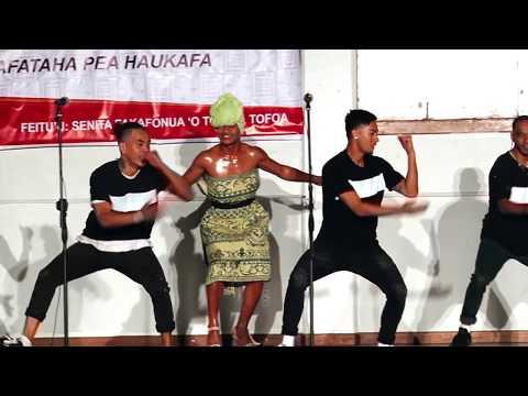Onion Squad - Multicultural Night - Kingdom of Tonga