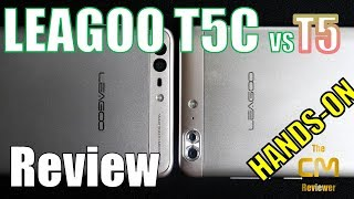 Leagoo T5c Test: Spreadtrum SC9853I 1.8GHz Intel Airmont vs. MediaTe...