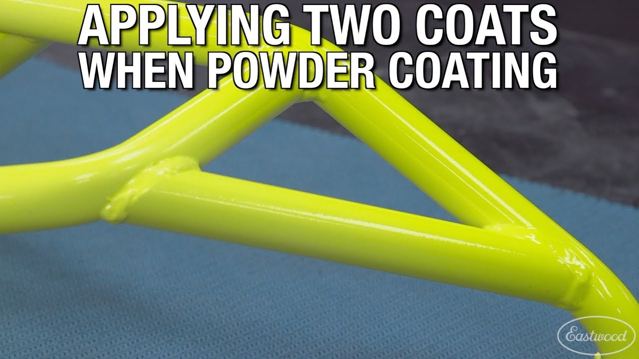 Ly Two Coats When Powder Coating