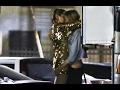Stella Maxwell and Miley Cyrus Kissing 2015
