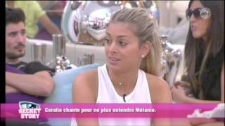 Secret Story 9 clashs : Melanie VS Coralie et Nicolas