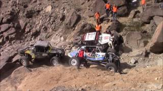 king of the hammers 2017 wrecking ball highlights