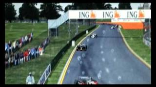 A F1 AUSTRALIAN GRAND PRIX 2009