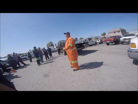 CTTA TRAINING  #3 FLATBED TOW PROCEDURES