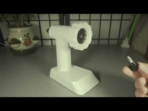 KitchenAid FGA Food Grinder Attachment Review - rust after single use....