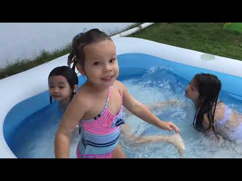 Cebu Vacation Part 8 | Dance Game - Fashion Show & Swimming in portable Pool | ASIDORS VLOGS