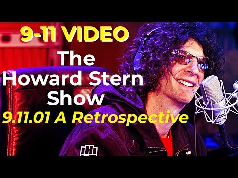 11-Septembre WTC 9/11 - A retrospective : The Howard Stern ...