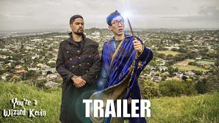 You're A Wizard Kevin - New Zealand Web Series Trailer 2018