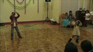 Rikhav and Shaivi Faltu Dance