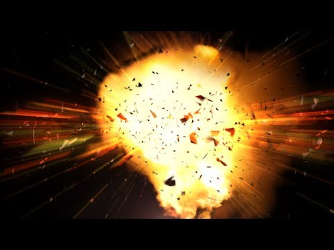 After Effects - Explosion Intro [German]