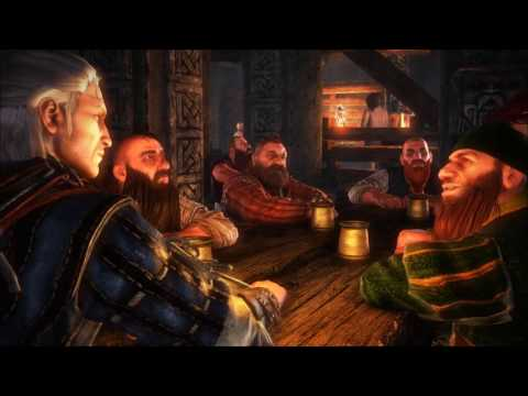 The Witcher 2 OST | Tavern Song - A Watering Hole in the Harbor