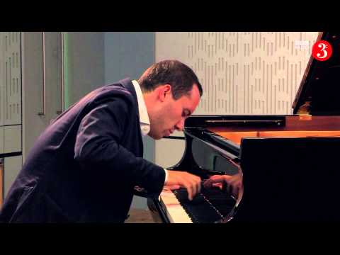BBC In Tune Sessions: Igor Levit plays Beethoven