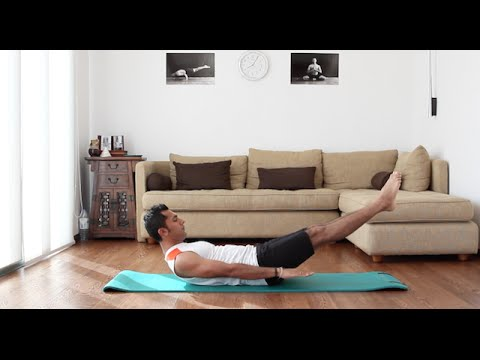 Day 1 Classical Pilates Mat-work for Beginners | Updated