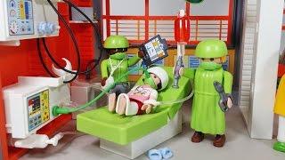 플레이모빌 어린이 병원놀이 세트 뽀로로 인형놀이 병원 …