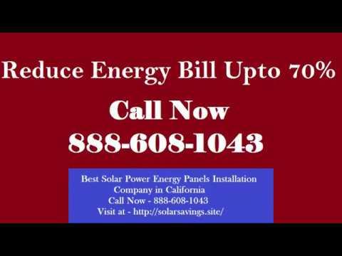 Best Solar Power (Energy Panels) Installation Company in Palo Alto California CA