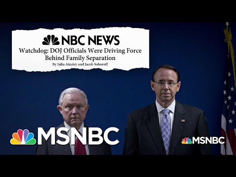Biden Will Sign Executive Order To Reunite Migrant Families Separated At The Border | MSNBC