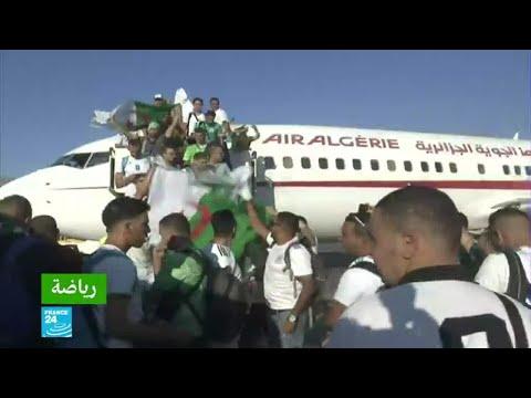 المنتخب الجزائري يستعد لنهائي كأس الأمم الأفريقية أمام أنظار مناصريه