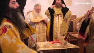 Пасхальная служба в монастыре Ватопед, Пасха 2016(, 2016-05-03T17:36:08.000Z)
