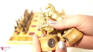 Элитные Шахматы - Бородино (50х60 см)