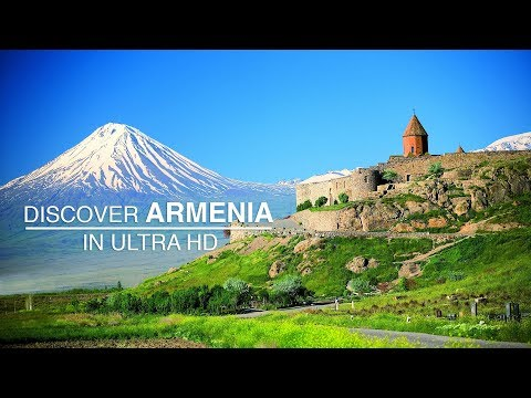 Discover #ARMENIA in Ultra HD | Best Places to Visit in Armenia 2018 | Armenia Travel Guide 2018