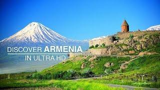 Discover ARMENIA in Ultra HD | Best Places to Visi...
