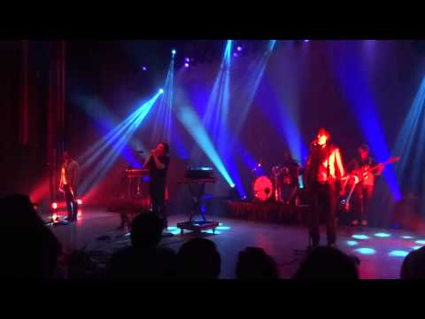 Beirut - Prostitute in Marseilles - Live at Royal Oak Music Theater in Royal Oak, MI on 11-11-15