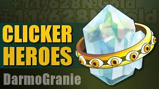 Clicker Heroes #86 - 35 TRANS Restart Level 280650 (DarmoGranie)