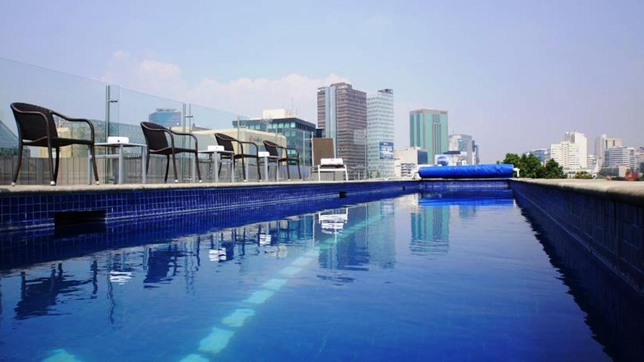 Top10 Recommended Hotels In Polanco Mexico City