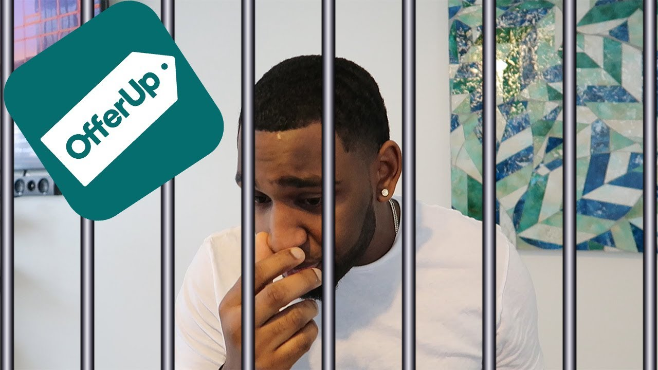 How I Went To Jail For Selling On The OfferUP App