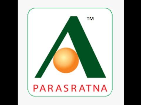PARASRATNA REAL ESTATE (I) LTD. AWARD 2013-14