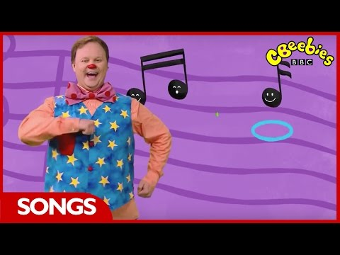 CBeebies: Something Special - I Am The Music Man - Nursery Rhyme