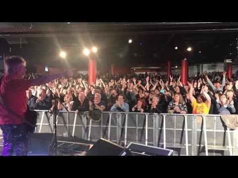 Martin Turner ex Wishbone Ash @ Giants Of Rock 2018
