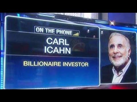 Carl Icahn: Ackman
