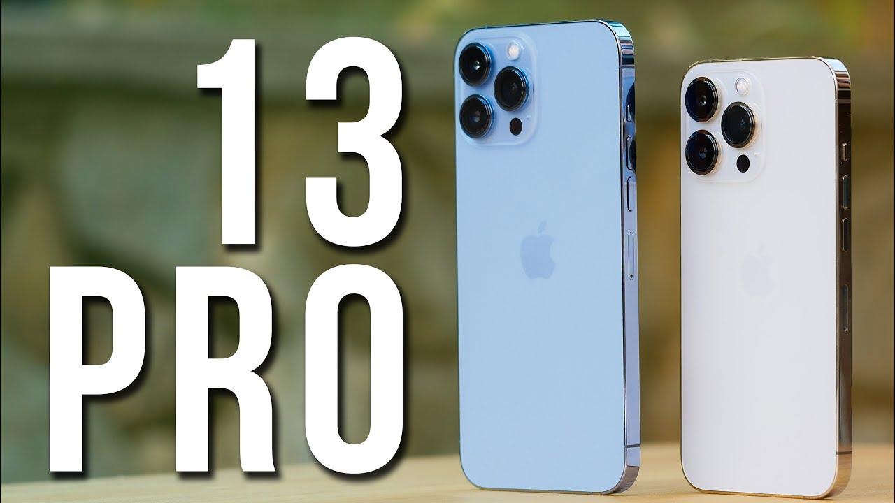 Download iPHONE 13 PRO e 13 PRO MAX: il verdetto è NETTO! Recensione