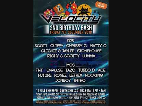 Velocity - 2nd Birthday Bash - Dj's Villan & Tansey - Mc's Ronez & Ace