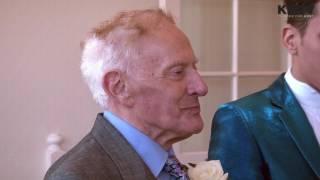 Vicar marries male model
