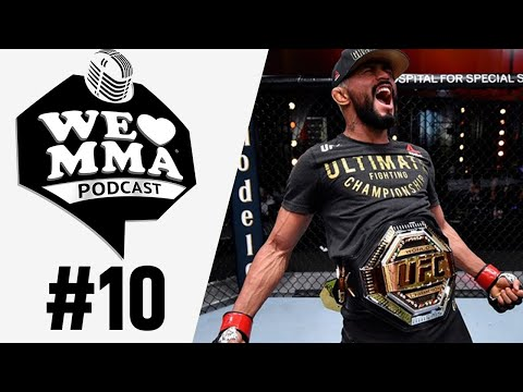 WLMMA Podcast Ep. 10: Rückblick Figueiredo vs Perez