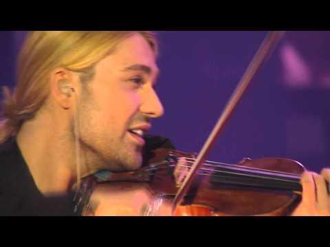 David Garrett - Viva la vida HD live @ Hannover 18 04 2012