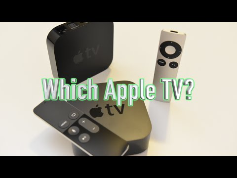Which Apple TV To Buy 2016 Unboxing and Review + Gaming