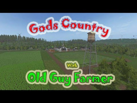 FS17 Gods Country Just A Small Edit Game Play