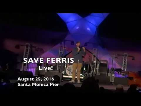 Save Ferris Live @ Twilight Concert Series